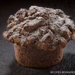 Cocoa carrot muffin by Chef Werner
