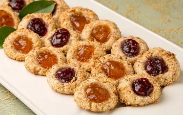 Almond Cookies For All