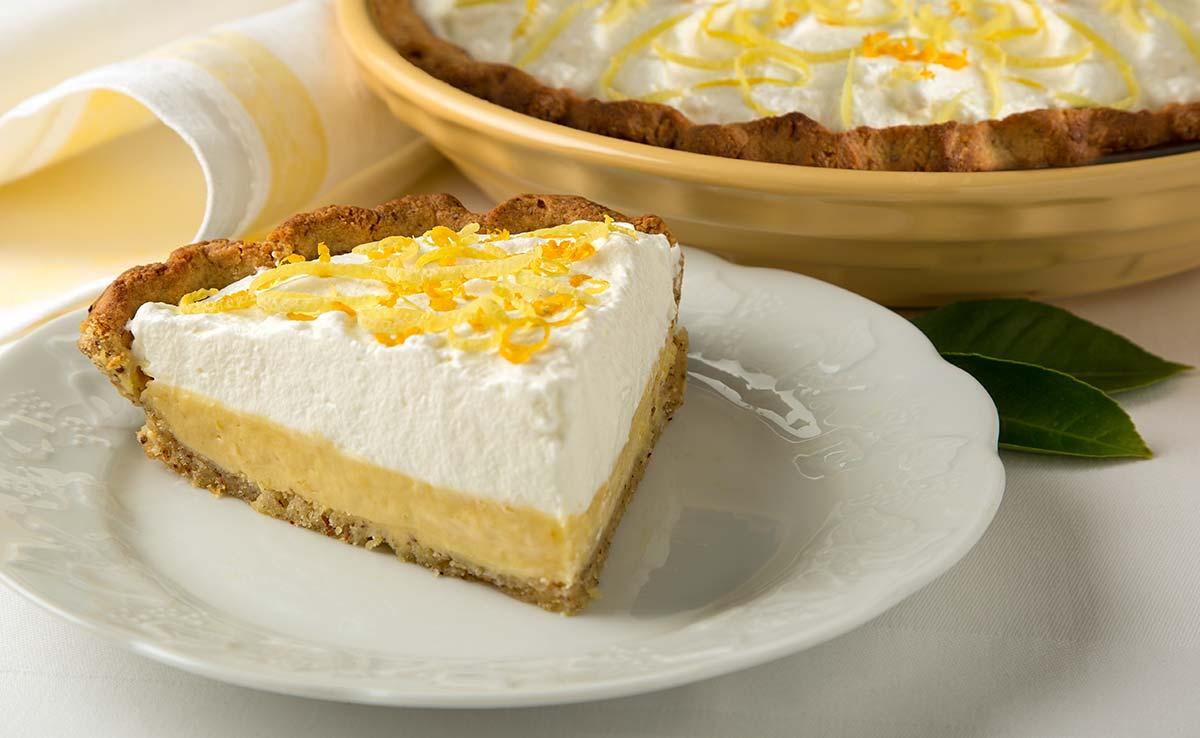 Lemon Crème Pie