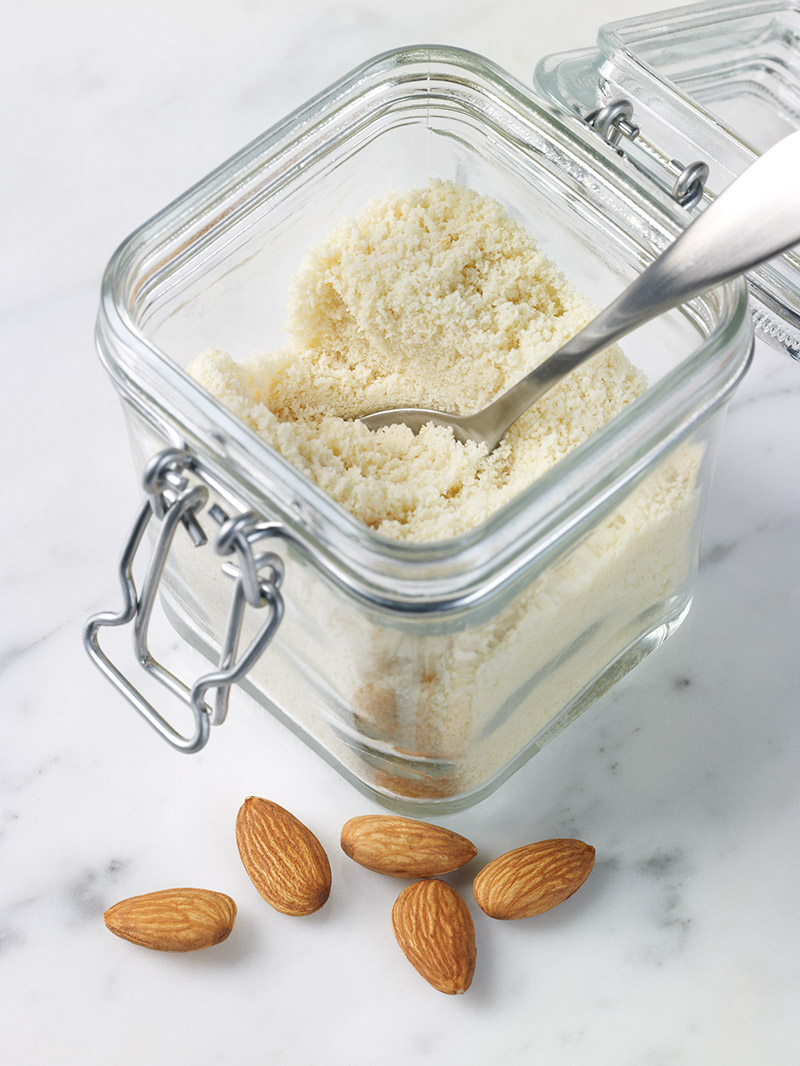 A Little About Almond Flour