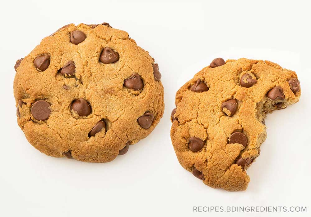 Chocolate Chip Cookies for Back to School