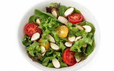 Blue Diamond Almonds salad